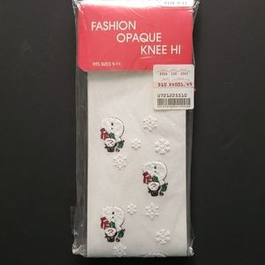 """ SHOW MAN"" Fashion Opaque Knee Hi👋"